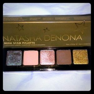 Natasha Denona Mini Star Eyeshadow Palette